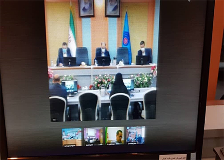 نشست وبیناری هیئت رئیسه پارلمان مربیان و کارشناسان با رئیس سازمان آموزش فنی و حرفه ای کشور برگزار شد