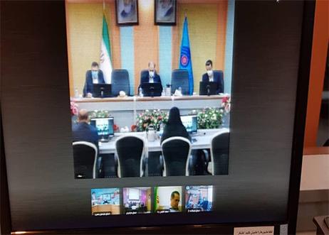 نشست وبیناری هیئت رئیسه پارلمان مربیان و کارشناسان با رئیس سازمان آموزش فنی و حرفه ای کشور